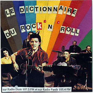 dj monette - dictionnaire rock'n'roll 2