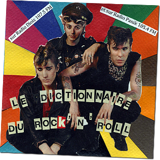 dj monette - dictionnaire rock'n'roll
