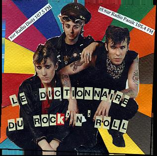 dj monette - dictionnaire rock'n'roll